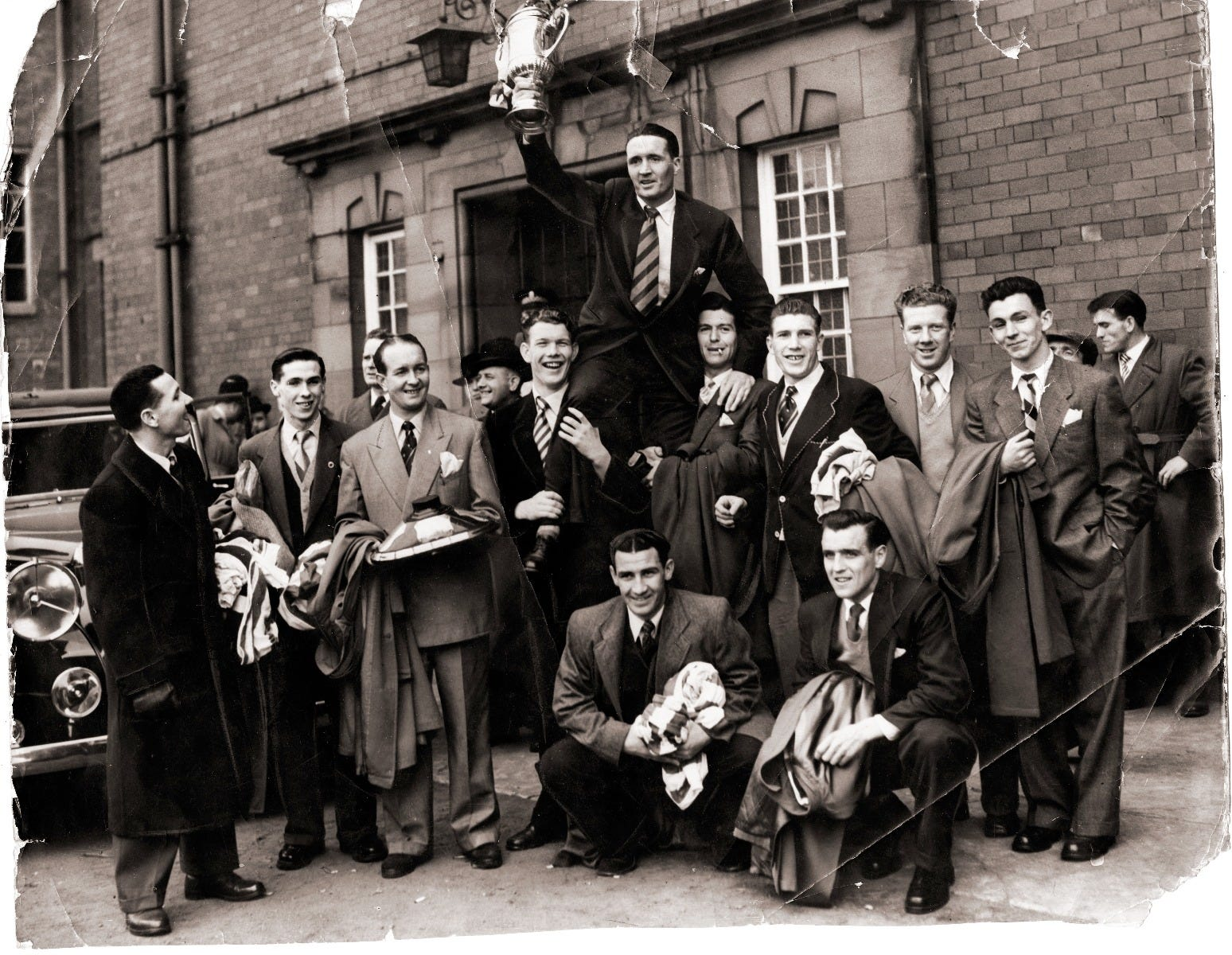 Celtic Football Club 1954