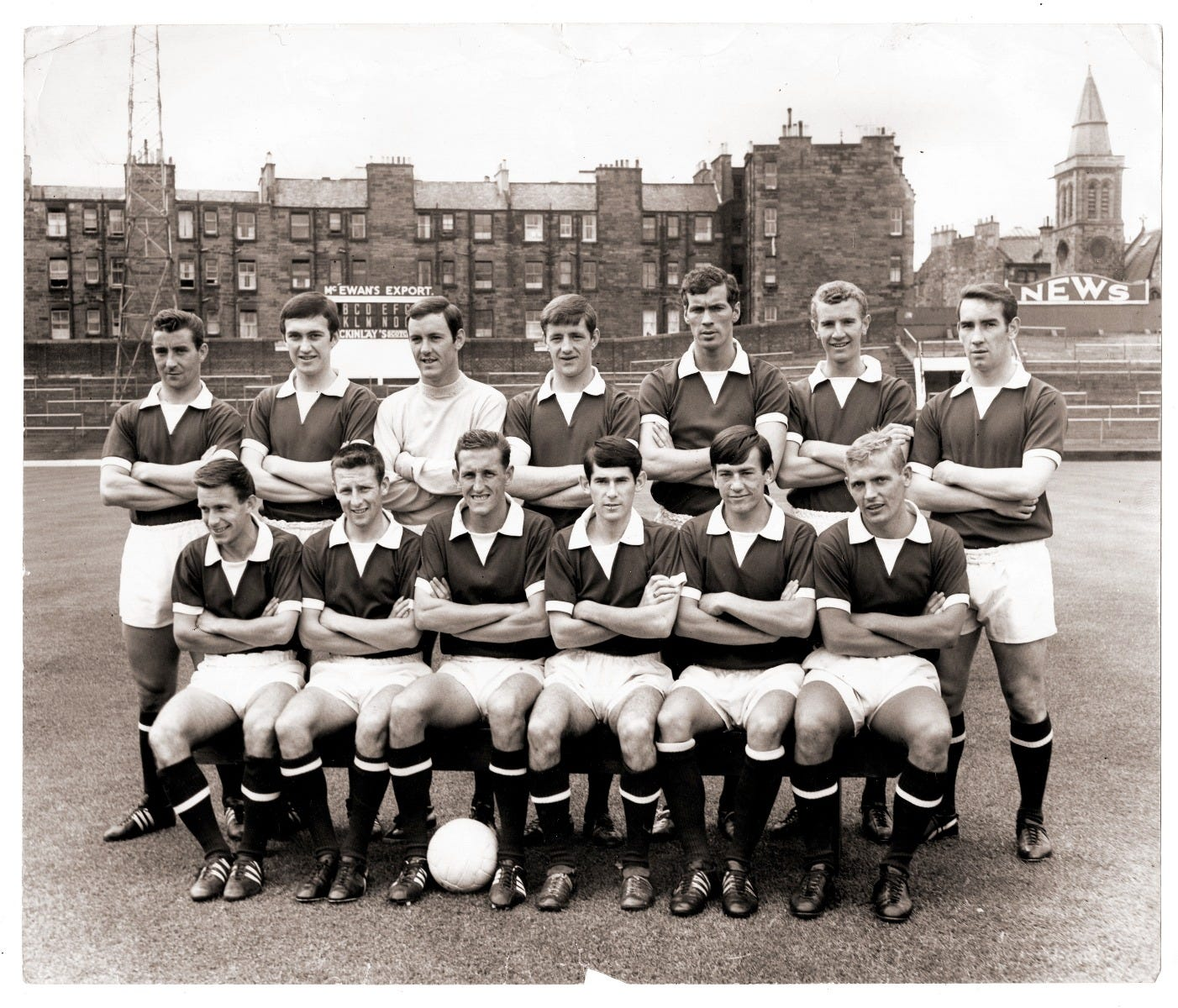 Hearts Football Club 1967