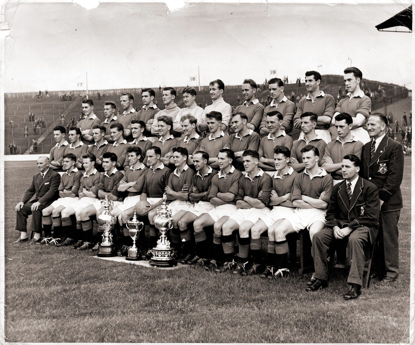 Rangers Football Club 1957