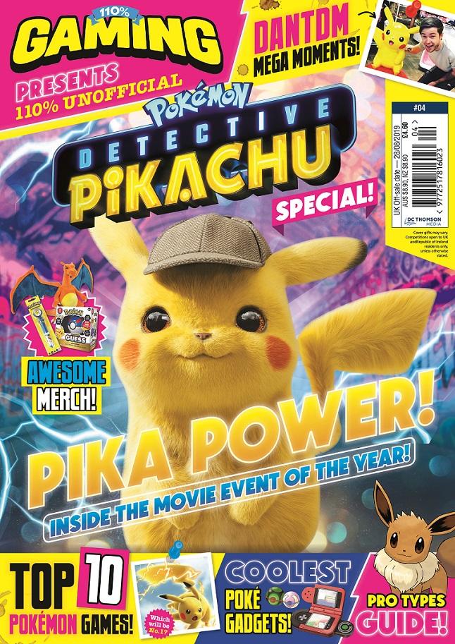 110% Gaming presents Detective Pikachu