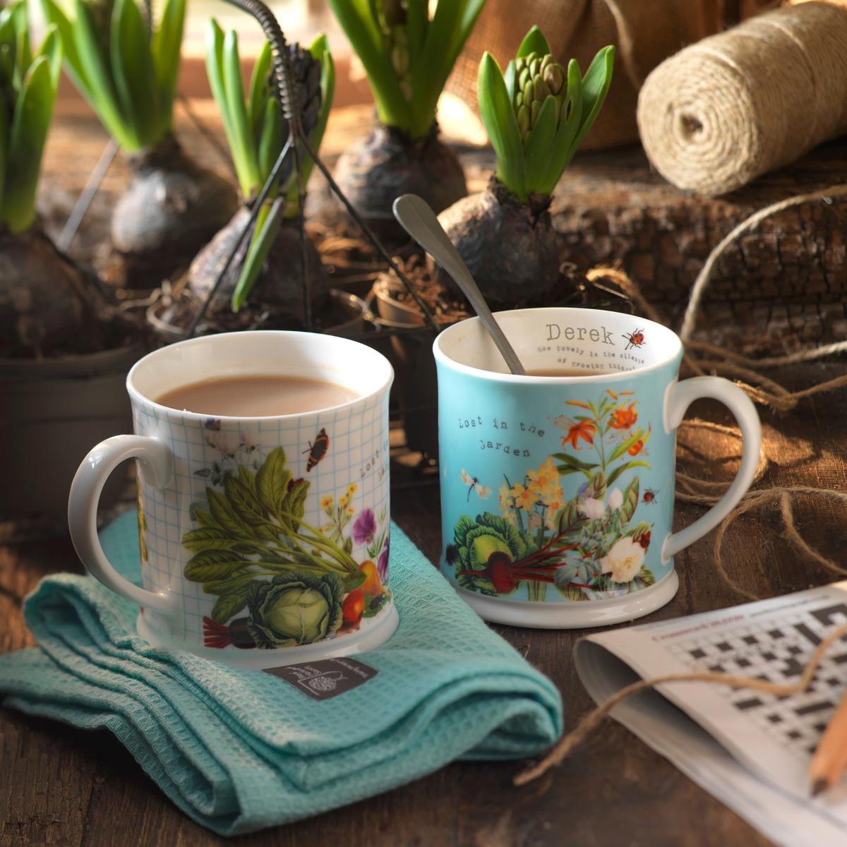 Image of Official Royal Horticultural Society Mug Set