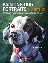 Image of Paint Dog Portraits Acrylics