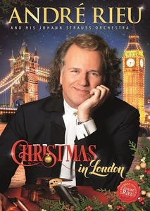 André Rieu - Christmas in London DVD