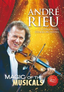 André Rieu Magic Of The Musicals DVD