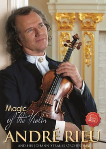 André Rieu Magic Of The Violin DVD