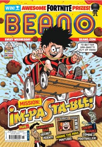 Beano Comic Subscription