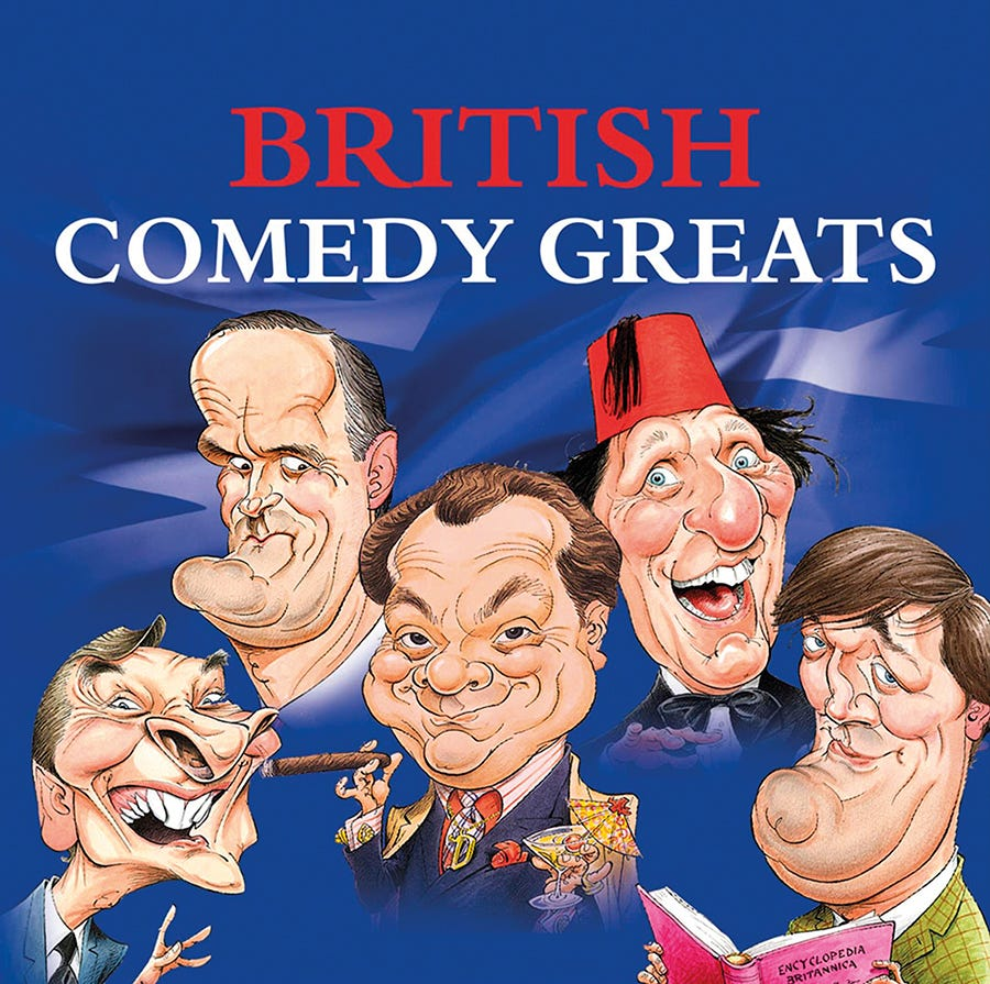 Image of British Comedy Greats
