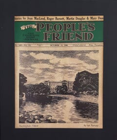 The People's Friend Cover Print - Buckingham Palace