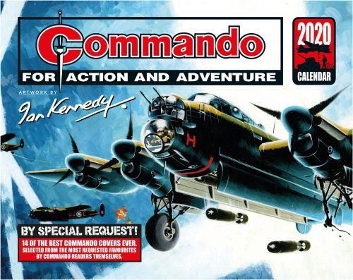 Commando Calendar 2020