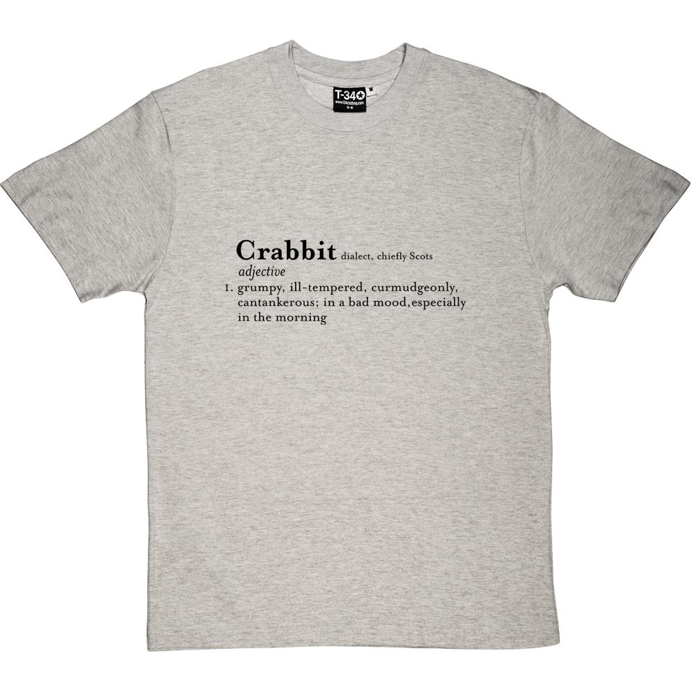 Crabbit Definition T-Shirt