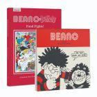 Beano Classic Calendar 2019 and The Beano & Dandy Gift Book 2019