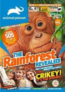 Animal Planet Staff Subscription (with exclusive cover gifts included in every issue)