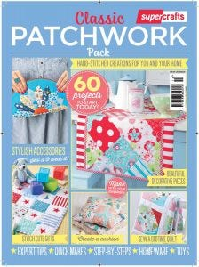 Supercrafts Classic Patchwork Pack