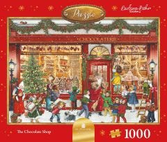 The Chocolate Shop Jigsaw Puzzle