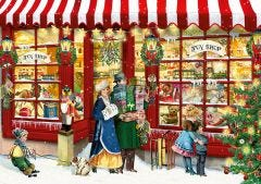 The Toy Shop Jigsaw Puzzle