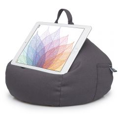 iBeani Slate Grey Bean Bag Cushion