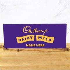 Cadbury's Dairy Milk 850g Retro Bar 1950