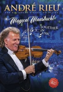 """Andre Rieu """"Magical Maastricht"""" DVD"""