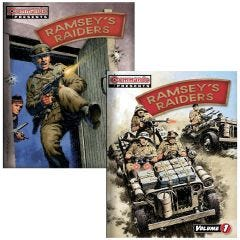 Ramsey's Raiders Vol.1 & 2 Pack