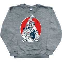 Oor Wullie Christmas Tree Jumper
