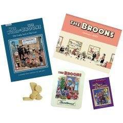 The Broons Christmas Gift Pack