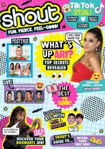 Shout Magazine Subscription