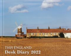 This England Desk Diary 2022