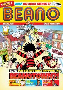 Beano Comic Free Issue