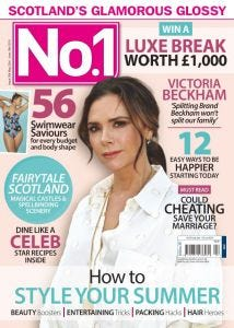 No. 1 Magazine Staff Subscription