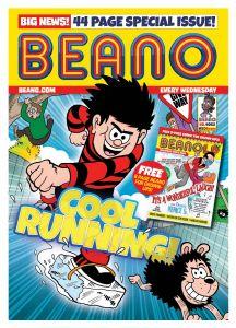 Beano Single Issue November 21st 2020