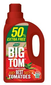 Big Tom Super Tomato Food 1.25L +50% Extra FREE