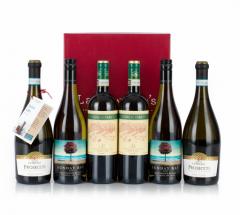 Christmas Mix White Wine Gift (6 Bottles)