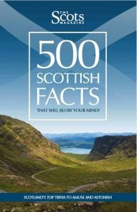 500 Scottish Facts