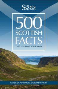 500 Scottish Facts