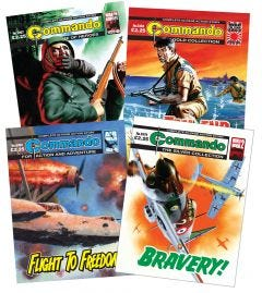 Commando Bundle 5367-5370