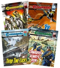 Commando Bundle 5375-5378