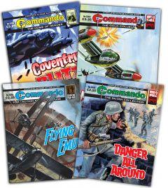 Commando Bundle 5383-5386