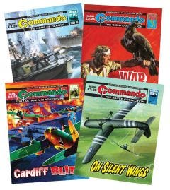 Commando Bundle 5395-5398