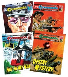 Commando Bundle 5399-5402