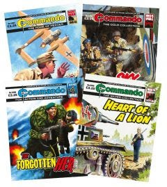 Commando Bundle 5403-5406