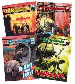 Commando Bundle 5407-5410