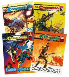Commando Bundle 5411-5414
