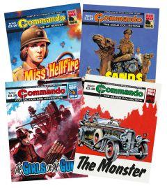 Commando Bundle 5415-5418