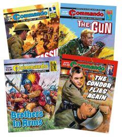 Commando Bundle 5423-5426