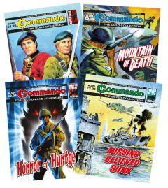 Commando Bundle 5427-5430