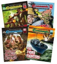 Commando Bundle 5431-5434