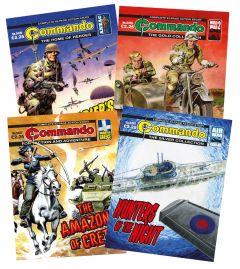 Commando Bundle 5435-5438