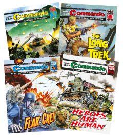 Commando Bundle 5439-5442