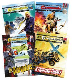 Commando Bundle 5443-5446