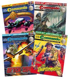 Commando Bundle 5447-5450 (60th Anniversary)